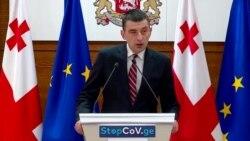 Георгий Гахария подал в отставку с поста премьера Грузии