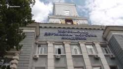 «Больше возможностей»: почему абитуриенты из Крыма выбирают вуз на материковой Украине (видео)