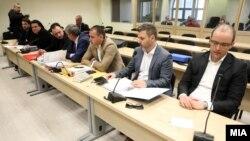 Обвинети за организирање на насилниот упад во Собрание на 27 април