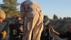 Сириядағы «жиһадшылармен» соғыс
