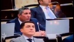 Milli Məclisdə maraqlı müzakirə