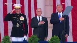 Трамп: Матис е некаков вид демократ кој би можел да си оди