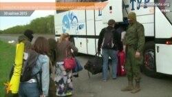 Представники угруповання «ДНР» вислали членів Міжнародного комітету порятунку (відео)