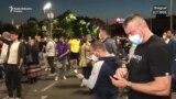 Poruke građana sa pete večeri protesta u Beogradu