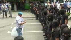 «Никакой он не лидер нации». Протест в день 81-летия Назарбаева