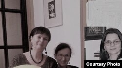 Ruxandra Cesereanu, Sanda Cordoș, Simona Popescu