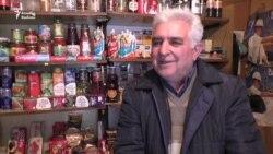 Dükançı: 'Şəkərburaların heç yarısı da satılmayıb'