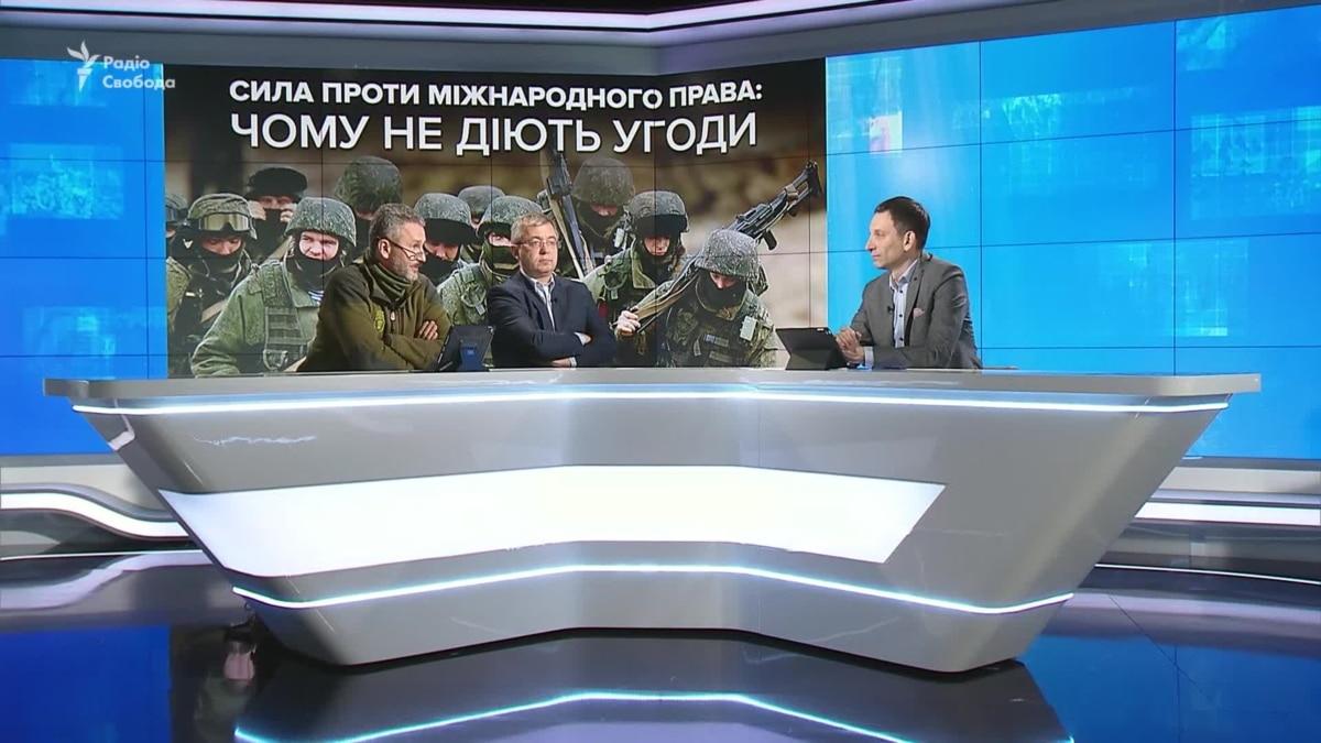 У Украины есть два варианта: сражаться или сдаться – Друзенко о соглашениях с Россией