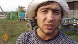 Цыганскі пасёлак зьнішчылі перад «Дажынкамі»