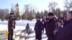 Уфада Борис Немцовны искә алдылар