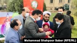 مسئولان صحی در هرات در حال تطبیق واکسین پولیو