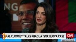 Ամալ Քլունին հույս ունի հաղթել Ադրբեջանի կառավարության դեմ գործը ՄԻԵԴ-ում