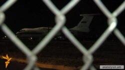 Տուլայում վթարից տուժած քաղաքացիներին և զոհերի աճյունները տեղափոխող օդանավը ժամանեց Զվարթնոց