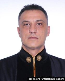 Gjyqtari i Gjykatës Kushtetuese, Radomir Llaban.