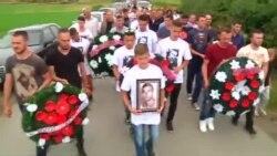 Varrimi në Kosovë i dy viktimave të sulmit në Munih