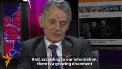 Dzhemilev Hopes Crimea Will Soon Return To Ukraine