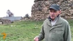 Аляксандар Камінскі — пра пэрспэктывы аднаўленьня Крэўскага замка