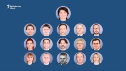 Новый кабмин Молдовы: кандидаты в лицах ИНФОГРАФИКА