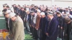 Таҷлили Иди Қурбон дар Душанбе