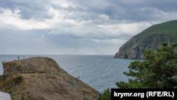 Погода в Крыму, иллюстрационное фото