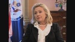 """Клинтон дар бораи """"сафорати маҷозӣ"""""""