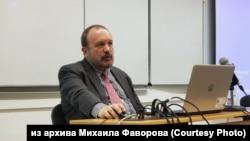 Эпидемиолог, доктор медицинских наук Михаил Фаворов