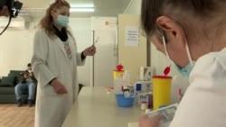 Старт на вакцинацијата во Македонија