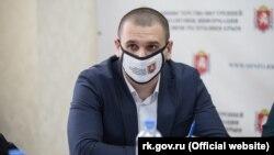 Заместитель министра внутренней политики, информации и связи Кирилл Нагорняк
