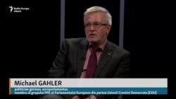 Michael Gahler: despre Unire și democrație
