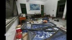 На юге Китая взорвались 17 отправленных по почте бомб