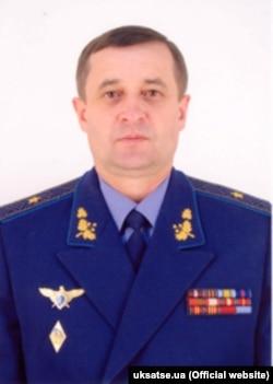 Юрій Байдак, командувач Повітряних Сил України (2012-2015)