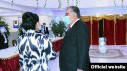 Эмомали Рахмон в пятый раз объявлен президентом Таджикистана