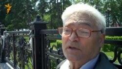 Бывший работник «Иркутсклесстроя» Борис Губерман