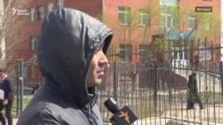 Задержанные в ходе протестов требуют вернуть личные вещи и телефоны