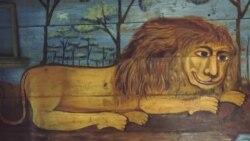"Cum a salvat o studentă din Sankt Petersburg ""Casa cu leu"""