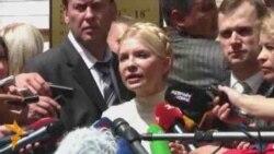 Тимошенко чекає доказів з-за кордону