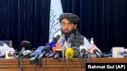 Портпаролот на Талибанците, Забихула Муџахид