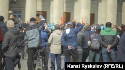 Бишкек. 10 октября 2020 года.