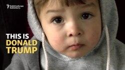 An Afghan Toddler Named Donald Trump