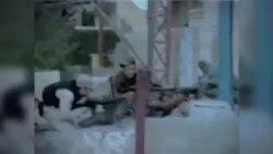 İraq ordusunun yaraqlılarla döyüşü