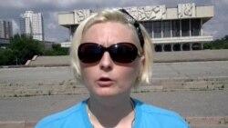 Волгоград. Ксения Данильчук - мать ребенка-инвалида
