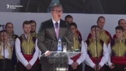 Vučić: Neću da menjam granice, već prava kosovskih Srba