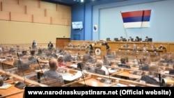 Sjednica Narodne skupštine Republike Srpske, Banja Luka (27. april)