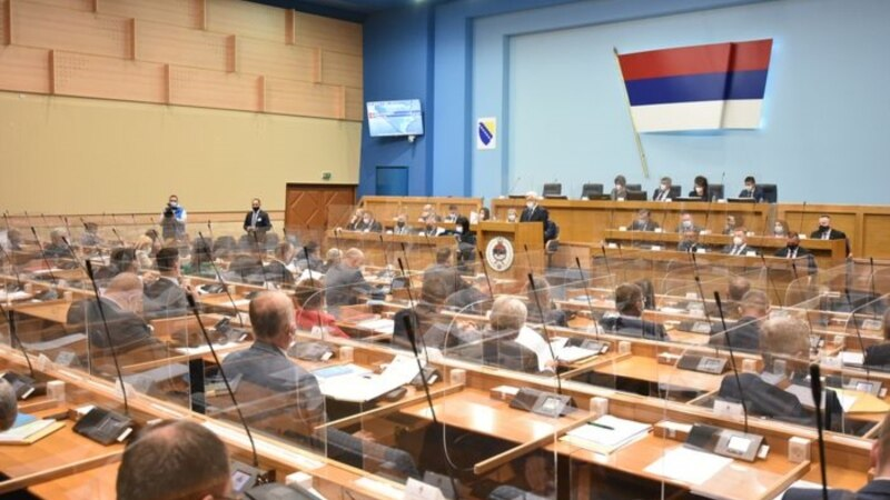 Entitetska Skupština zabranjuje nazivanje RS-a agresorskom ili genocidnom tvorevinom