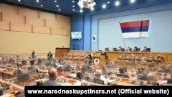 Oko prijedloga zaključaka usaglasili su se klubovi svih stranaka iz RS (Zasijedanje Skupštine Nardone Skupštine Republike Srpske, arhivska fotografija)