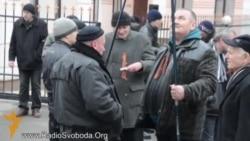 Блокування представництва президента в Криму