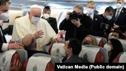 پاپ فرانسس یکشنبه موصل او قره قوش ته ځي