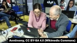 WikiGap 2019 у Києві, Могилянська школа журналістики