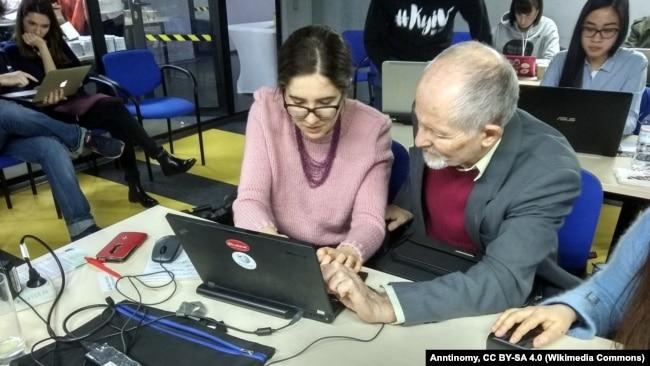 WikiGap-2019 в Киеве, Могилянская школа журналистики