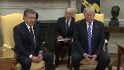 Мирзиёевдин АКШ сапары, Иран келишиминин тагдыры